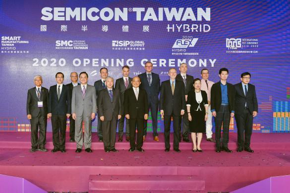 semicon tawian 2020 Open ceremony
